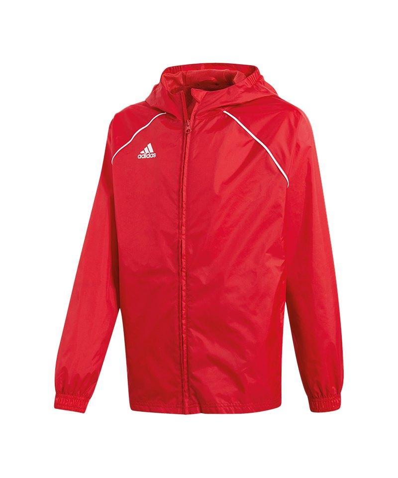 adidas Core 18 Rain Jacket Fussball Jacken bei