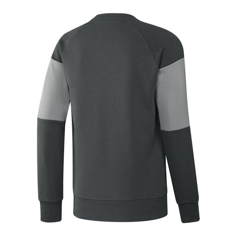 adidas dfb deutschland sweatshirt em 2016 grau pullover. Black Bedroom Furniture Sets. Home Design Ideas