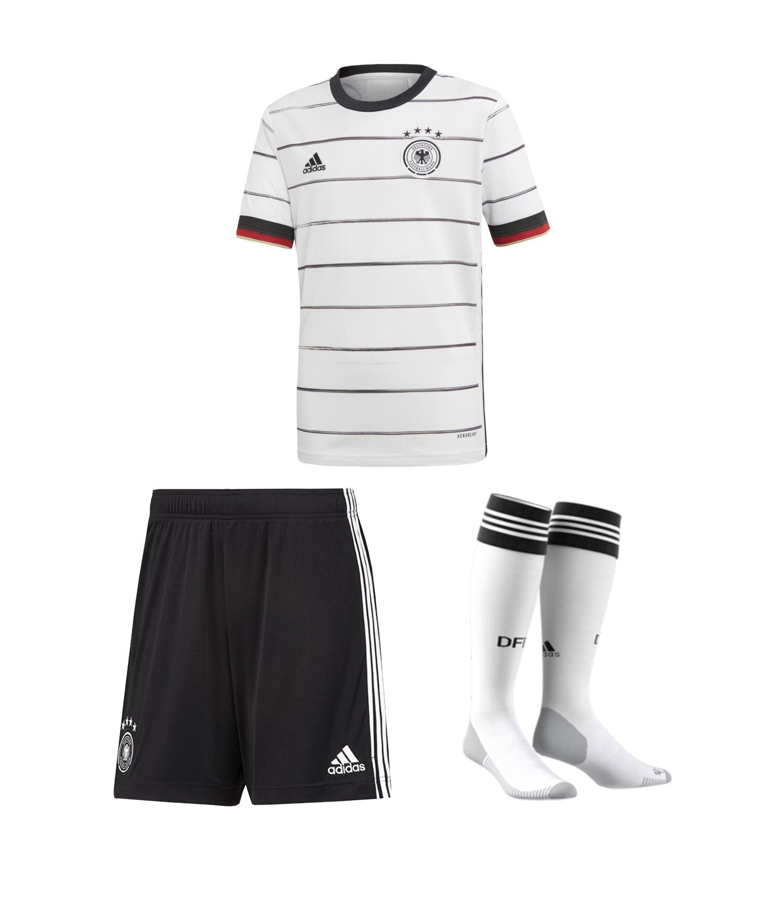 Adidas DFB EM 2020 Heim Fußballtrikot Damen white im Online