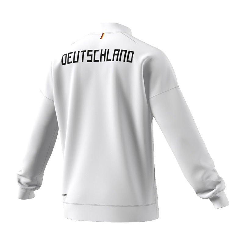 adidas DFB Deutschland Z.N.E. Jacket Knitted Weiss