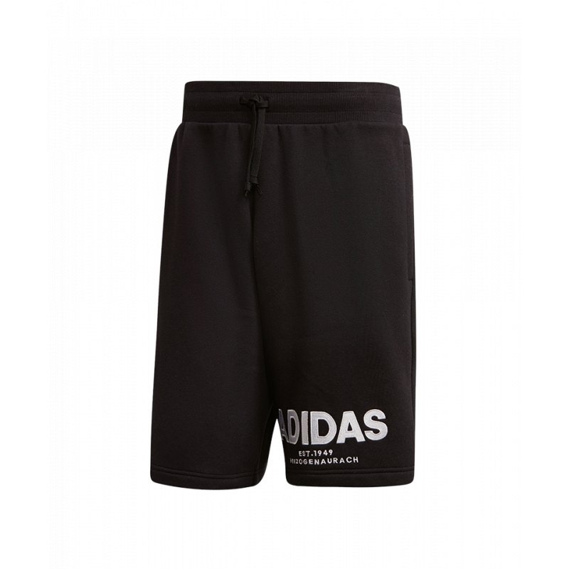 adidas Essentials Allcap Short Schwarz