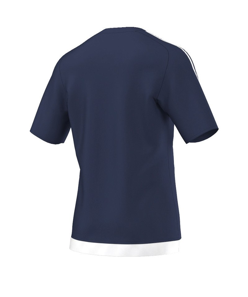 adidas estro 15 trikot kurzarm blau weiss kurzarmtrikot jersey herrentrikot teamwear. Black Bedroom Furniture Sets. Home Design Ideas