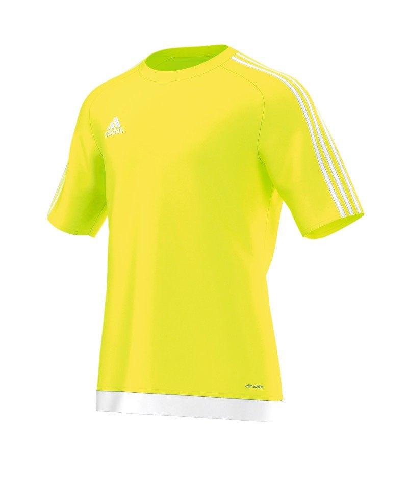 adidas Estro 15 Herren kurzarm Trikot T Shirt S16148 blau