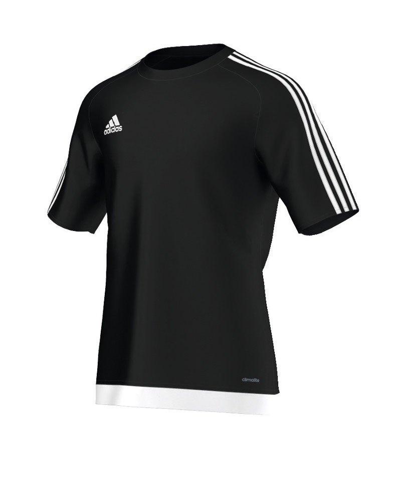 adidas fußballtrikot schwarz