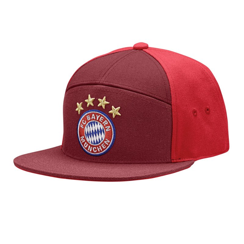 adidas fc bayern m nchen anthem cap basecap rot. Black Bedroom Furniture Sets. Home Design Ideas