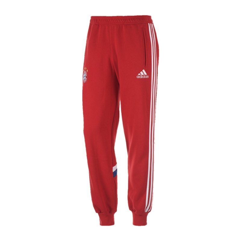 adidas fc bayern m nchen jogginghose hose erwachsene. Black Bedroom Furniture Sets. Home Design Ideas