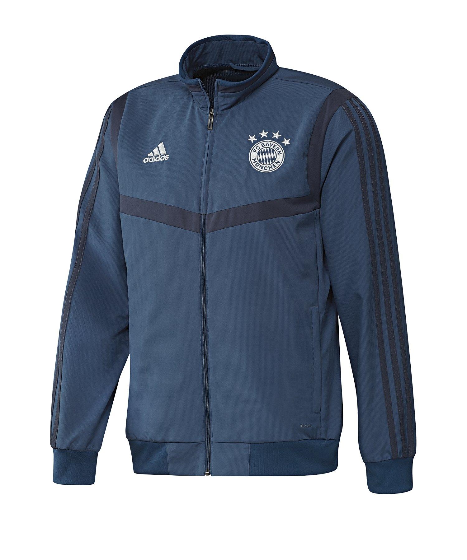 Details zu adidas Bayern München Jacke Stadion Winterjacke