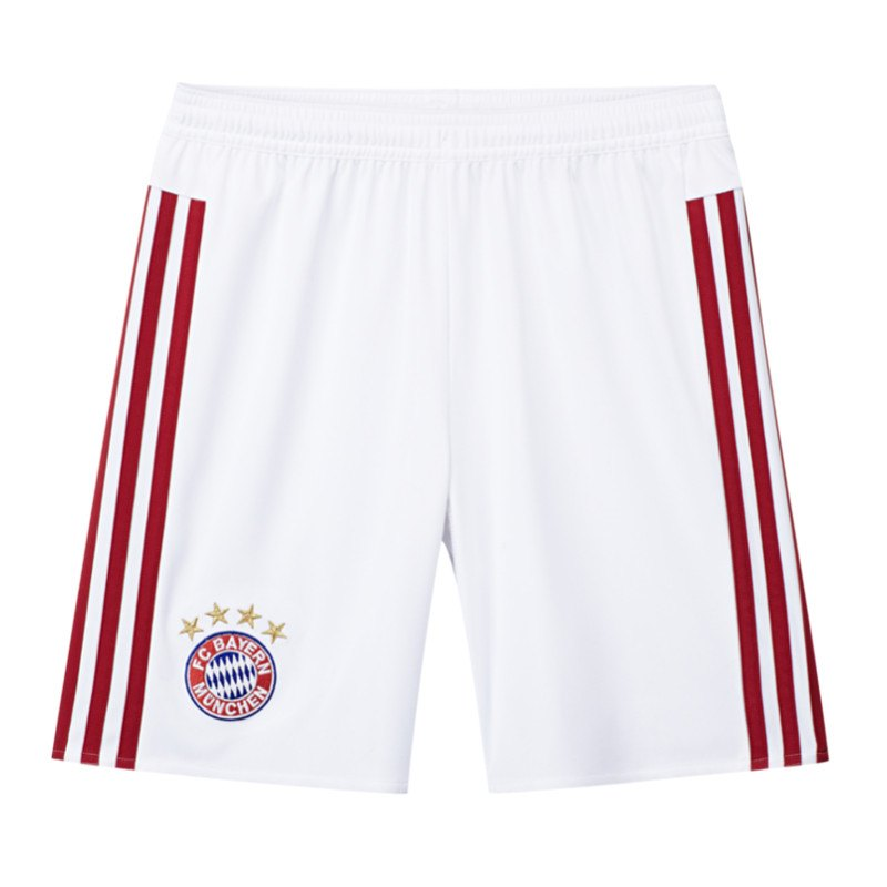 adidas fc bayern m nchen short away 2015 2016. Black Bedroom Furniture Sets. Home Design Ideas
