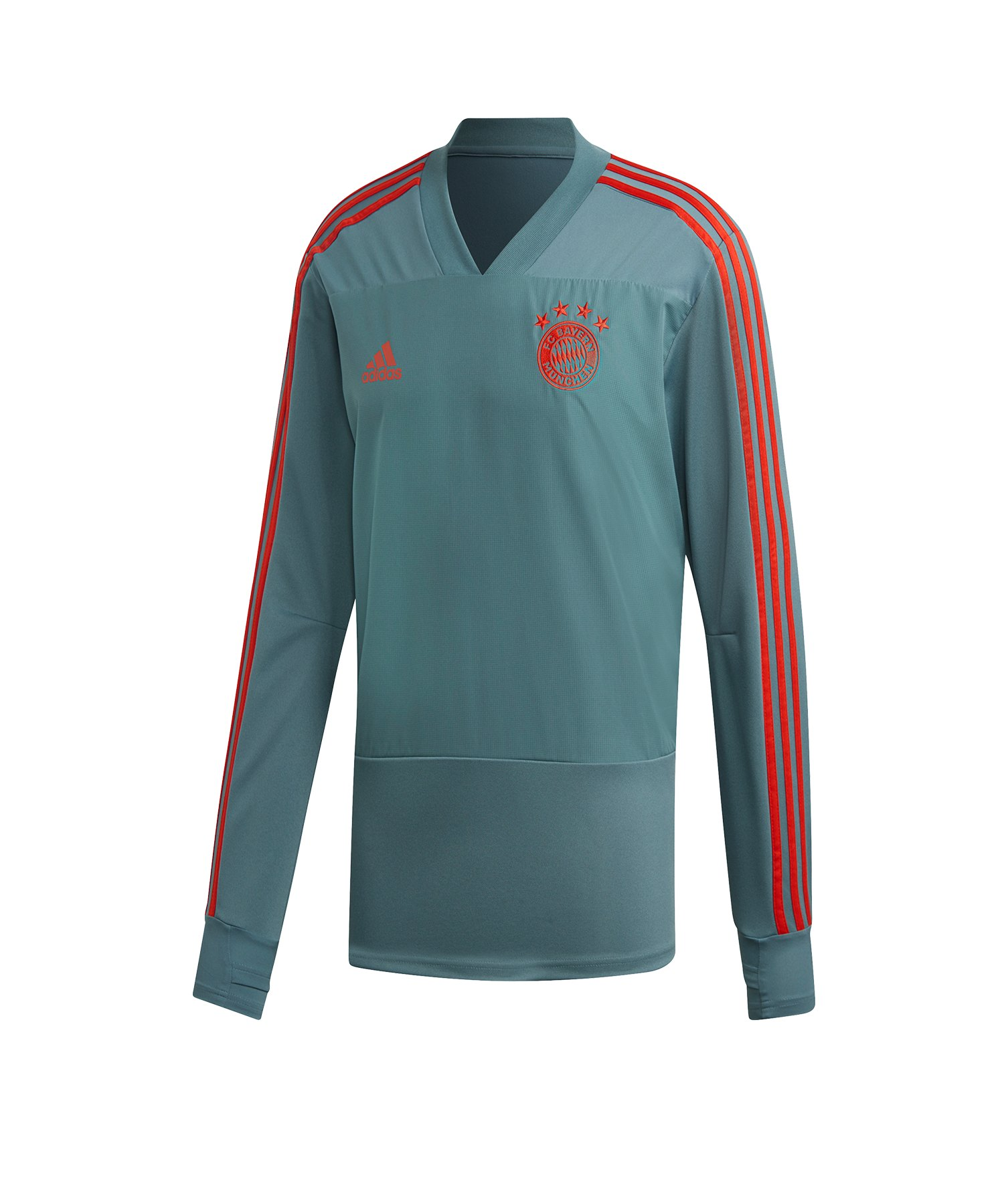 adidas FC Bayern München Training Sweatshirt Grün
