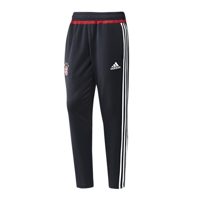 adidas fc bayern m nchen trainingshose lang blau. Black Bedroom Furniture Sets. Home Design Ideas