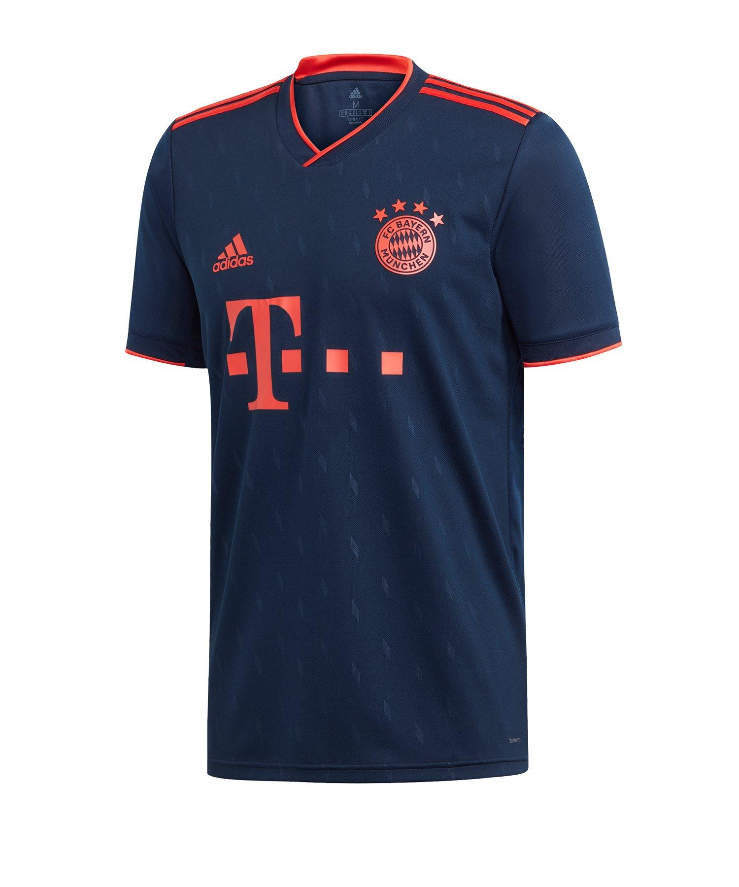 adidas FC Bayern München Trikot UCL 20192020 Blau