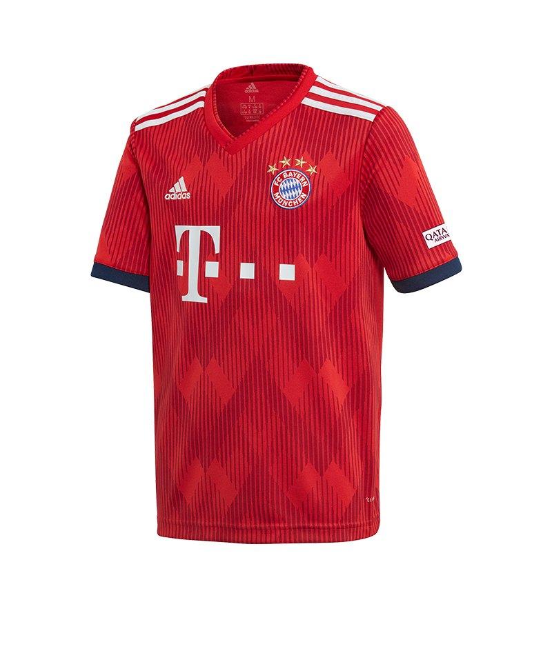 Adidas Fc Bayern München Trikot Home Kids 1819 Replica Fanshop