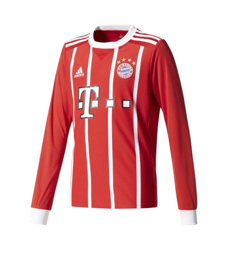 Adidas Fc Bayern München Trikot Home La 20172018 Rot