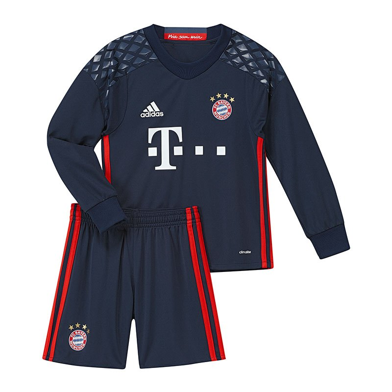 bayern m nchen langarm trikot kinder wien. Black Bedroom Furniture Sets. Home Design Ideas