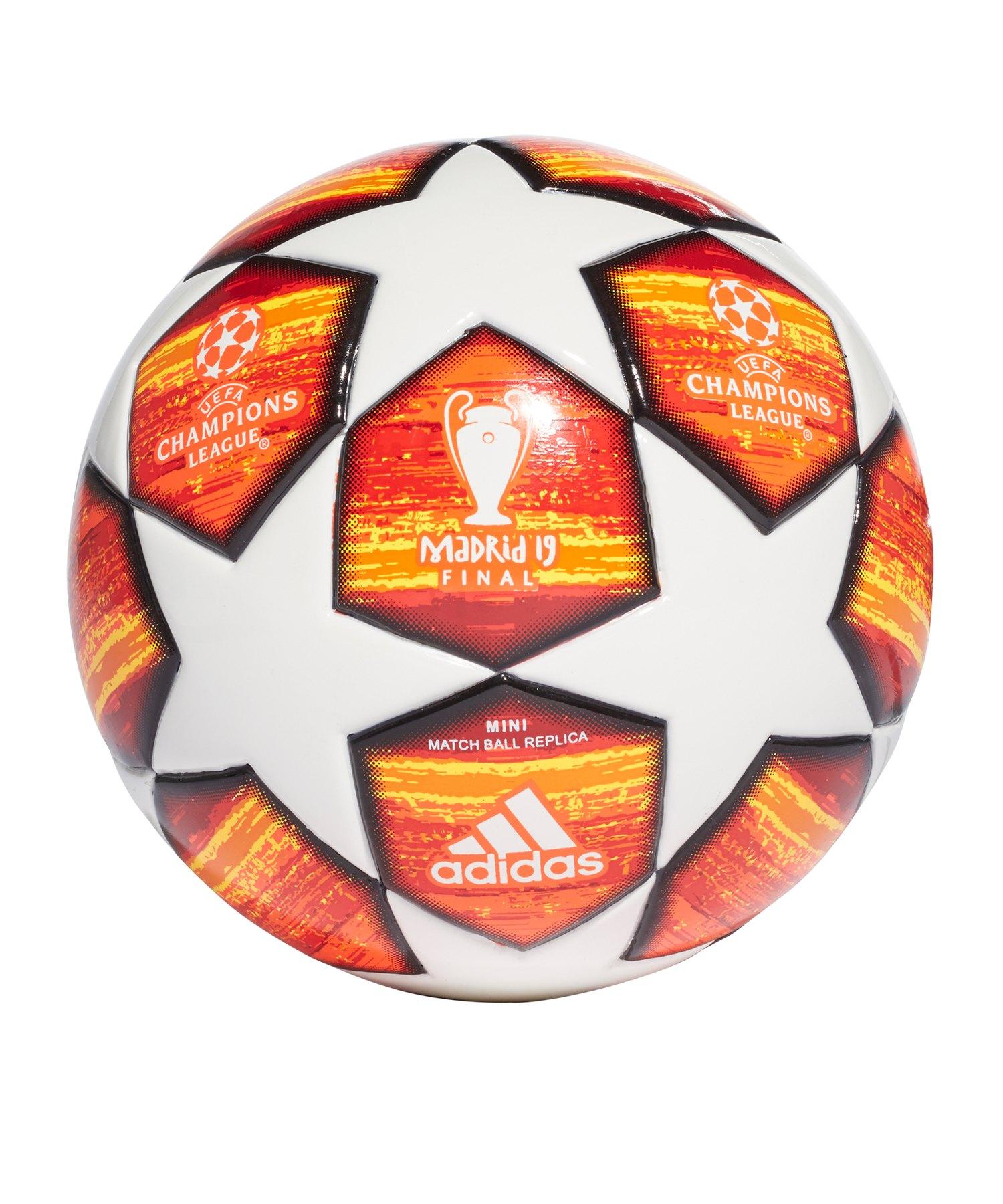 Sport en vakantie Voetbal Voetbal adidas Finale Miniball