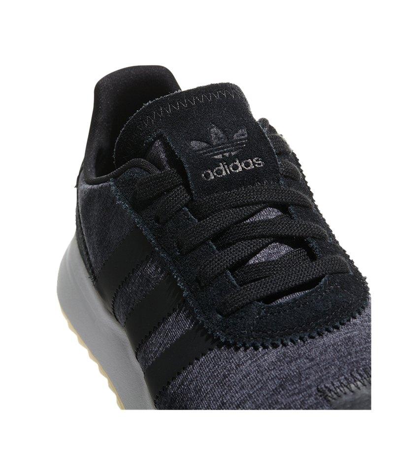 adidas Originals FLB Runner Sneaker Damen Schwarz