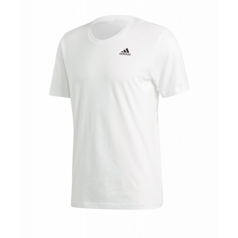 adidas Graphic Tee T Shirt Weiss