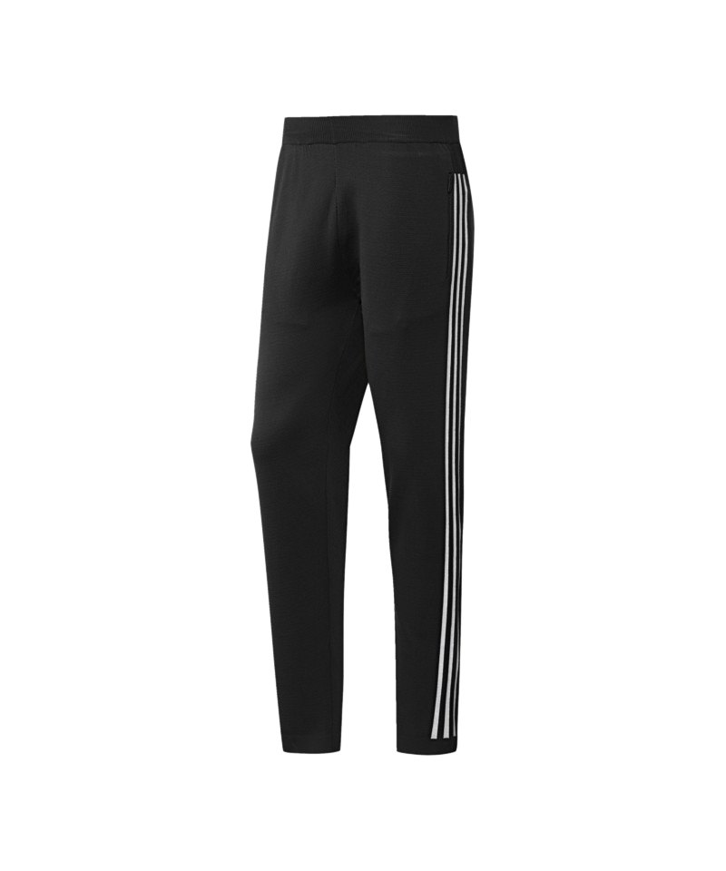 adidas ID Knit Striker Jogginghose Pant Schwarz