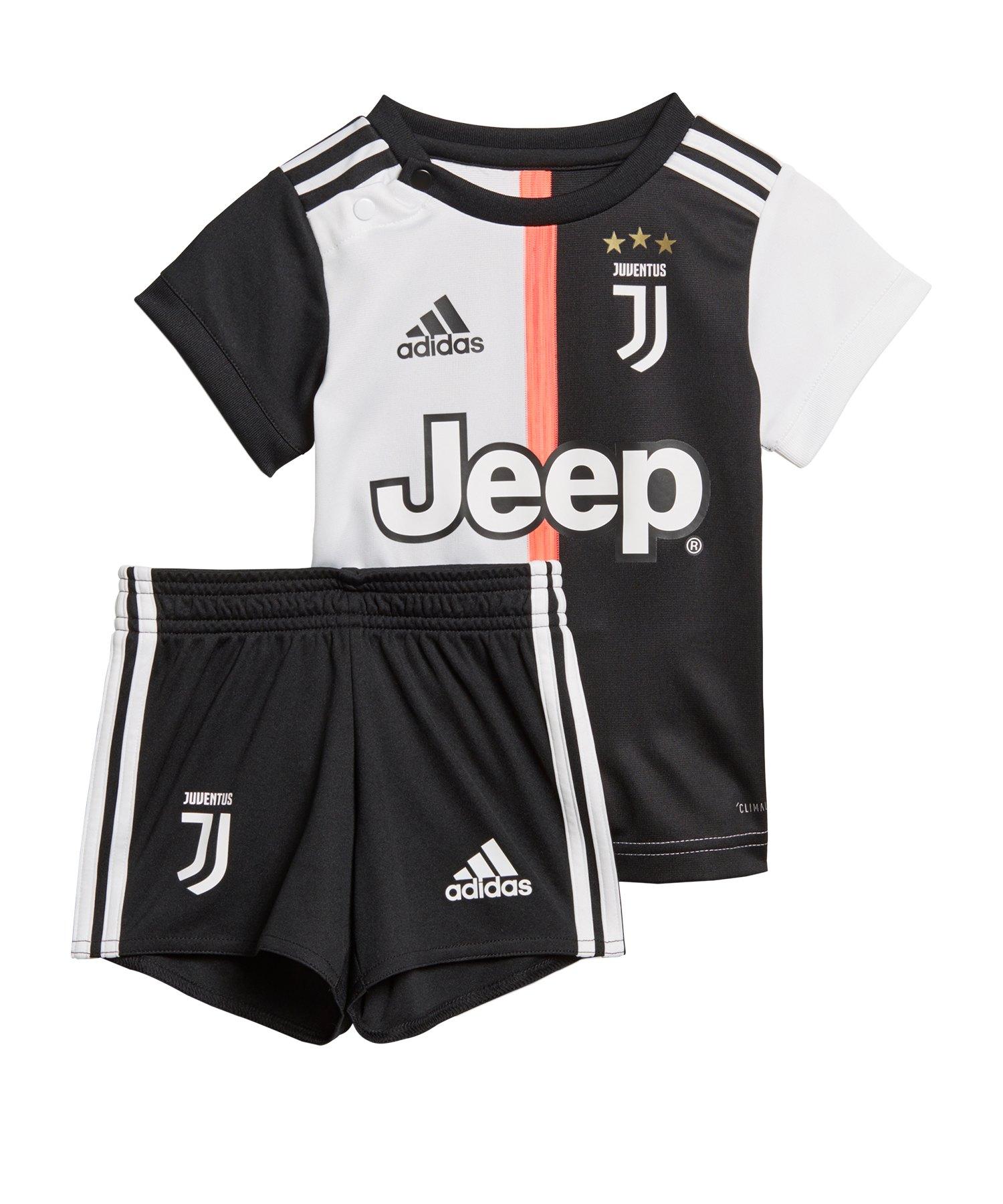 adidas Juventus Turin Babykit Home 20192020