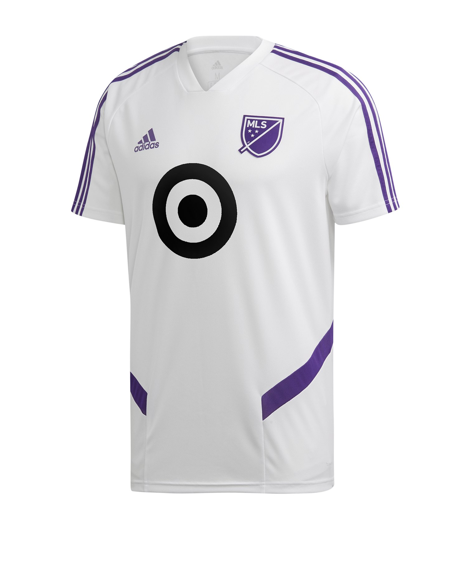 adidas MLS All Star Trainingsshirt Weiss   Fußball   Major