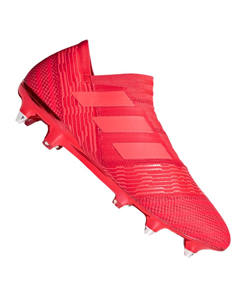 360 Agility SG Schraubstollen Fußballschuhe rot CP8940 adidas Nemeziz 17