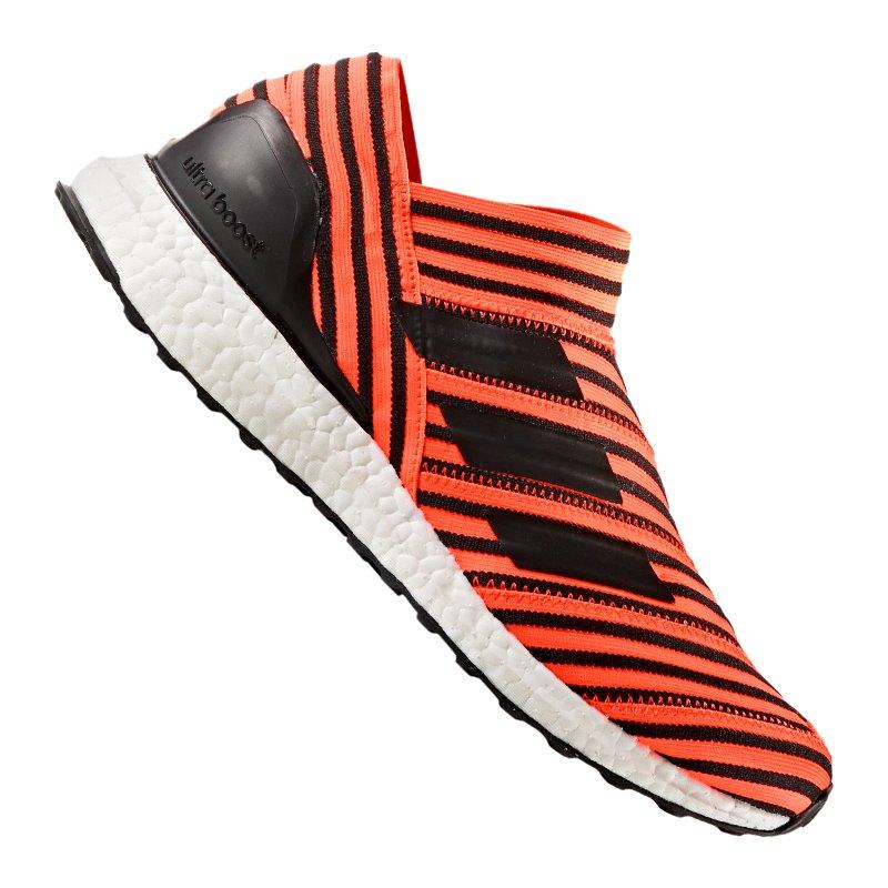 adidas nemeziz ultra boost rot laufen running sport. Black Bedroom Furniture Sets. Home Design Ideas