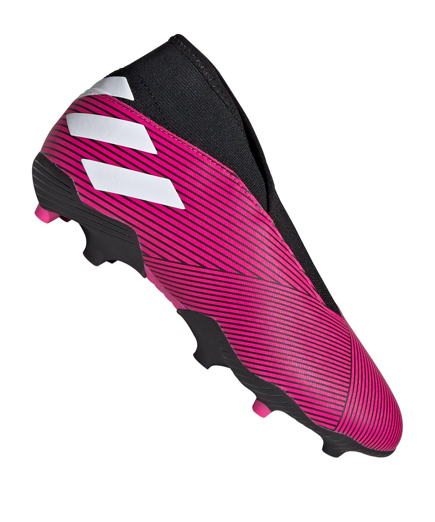 adidas NEMEZIZ 19.3 LL FG Kids Pink