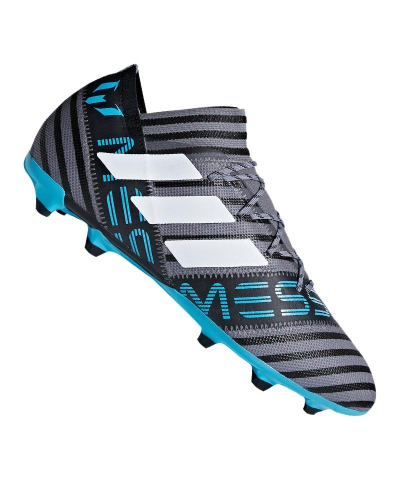 Adidas Fußballschuh ACE 15.2 FGAG Gr. 40 40 23 blau Nockenschuh Football Boots