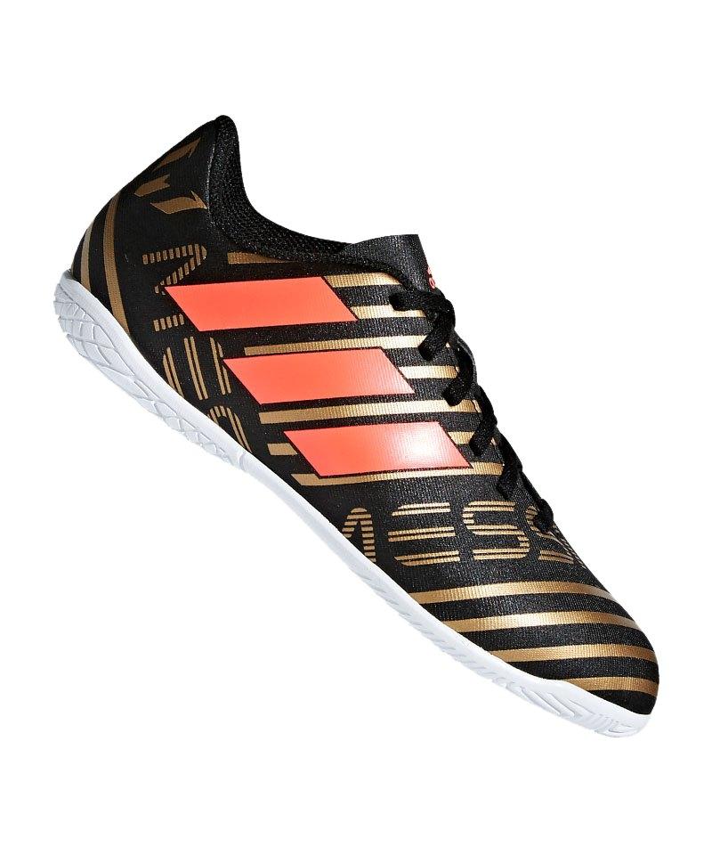 Adidas Nemeziz Messi Tango 17 4 In Kids Schwarz
