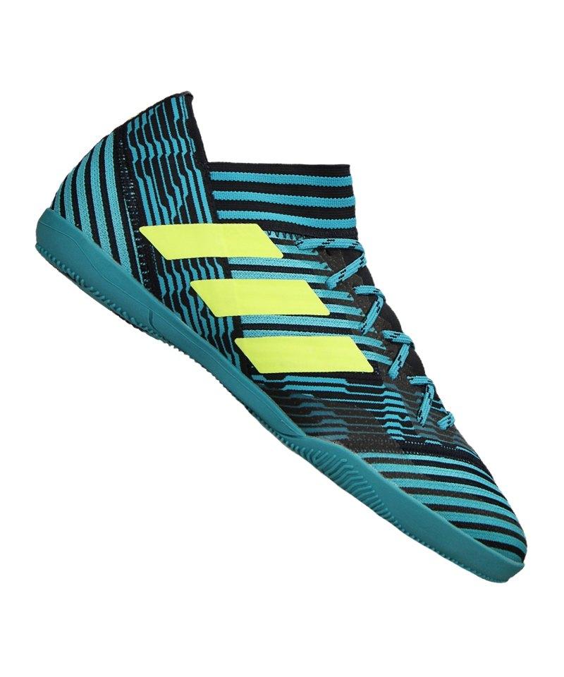 adidas nemeziz tango 17 3 in halle blau gelb. Black Bedroom Furniture Sets. Home Design Ideas