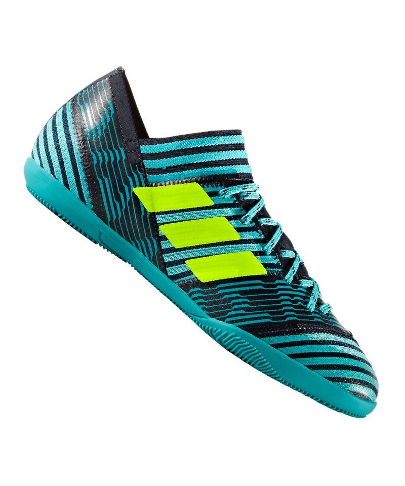 adidas NEMEZIZ Tango 17.3 IN Halle J Kids Blau   Indoor   Trocken ... c285e381a7