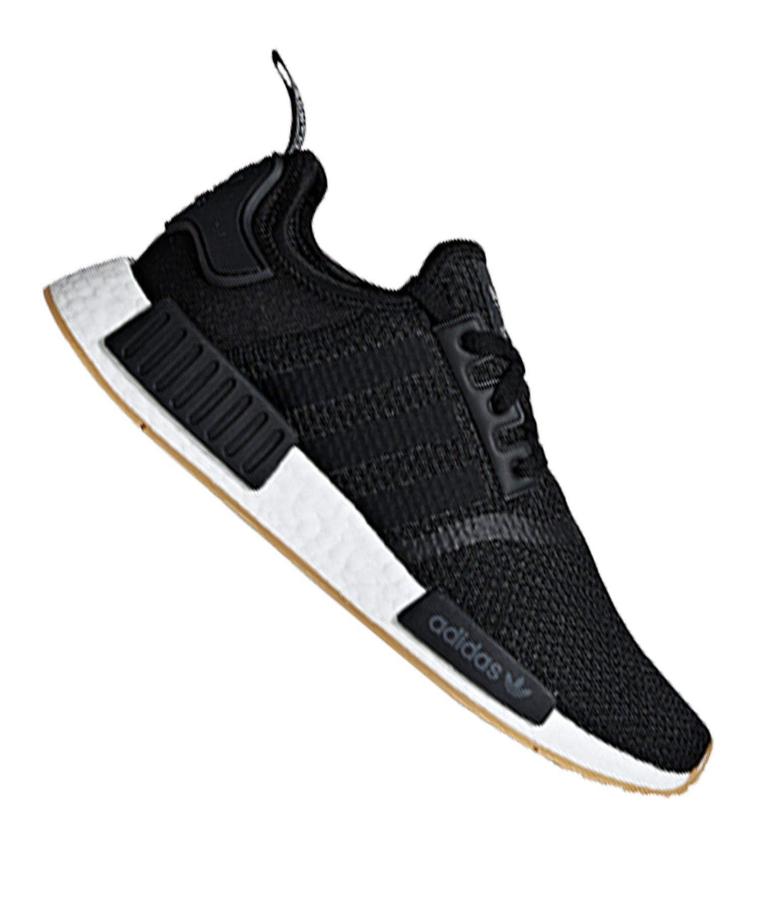 adidas NMD R1 Schuhe schwarz