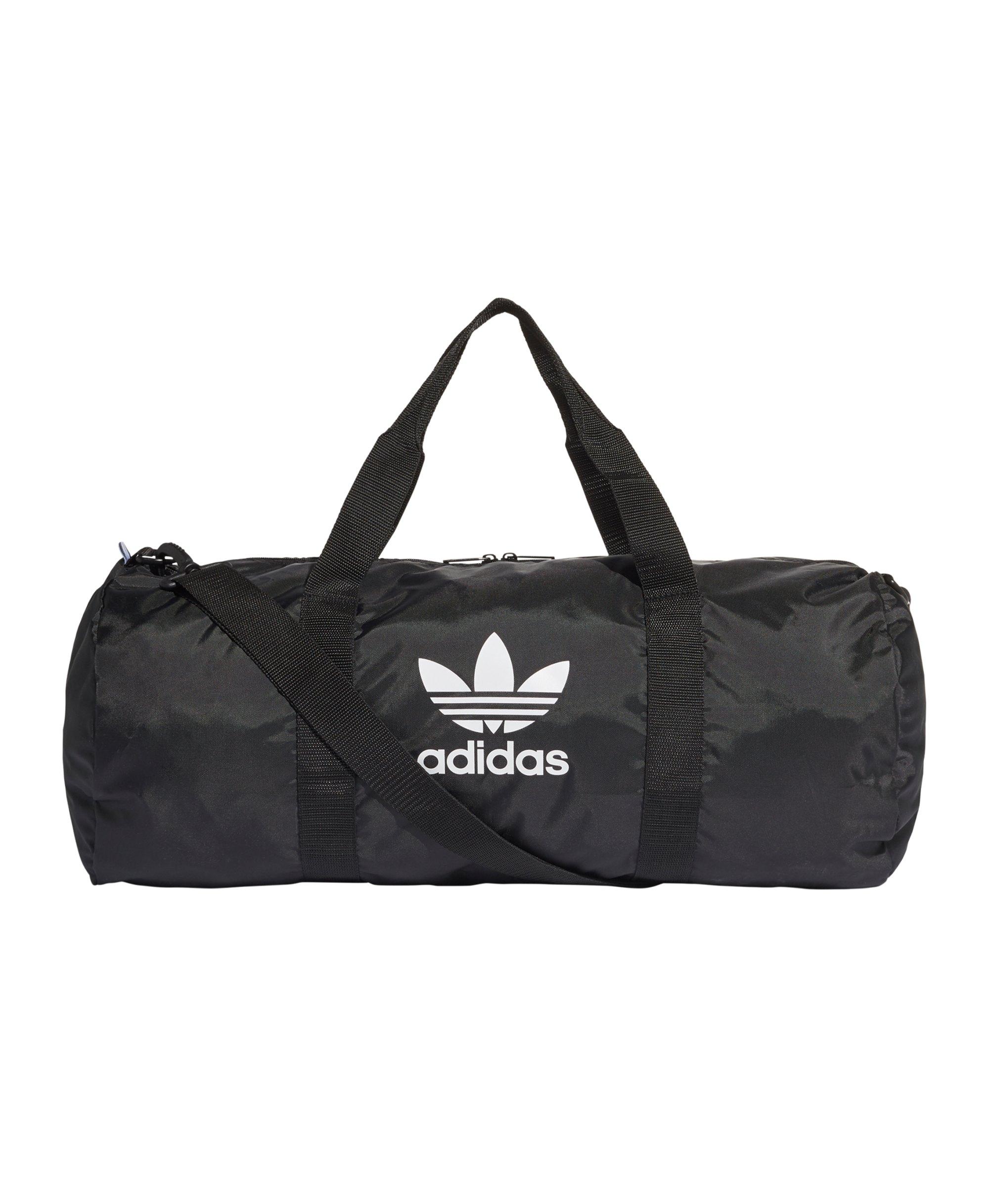 adidas Originals AC Duffle Tasche Schwarz