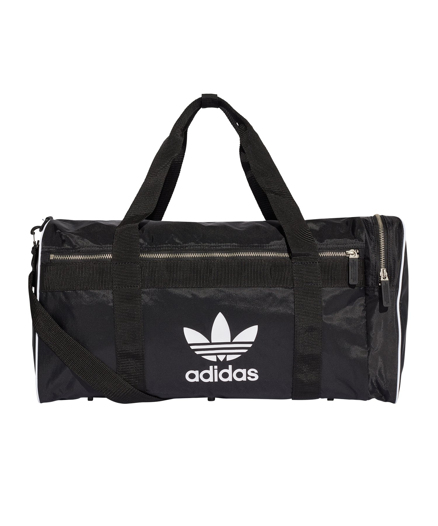 adidas Originals Adicolor Duffle Bag L Schwarz