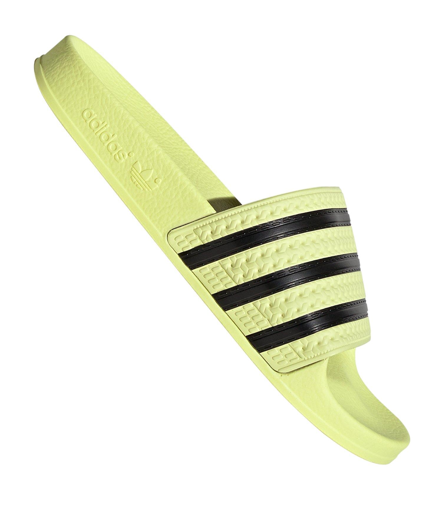 adidas Originals Adilette Sandalen für Damen Gelb