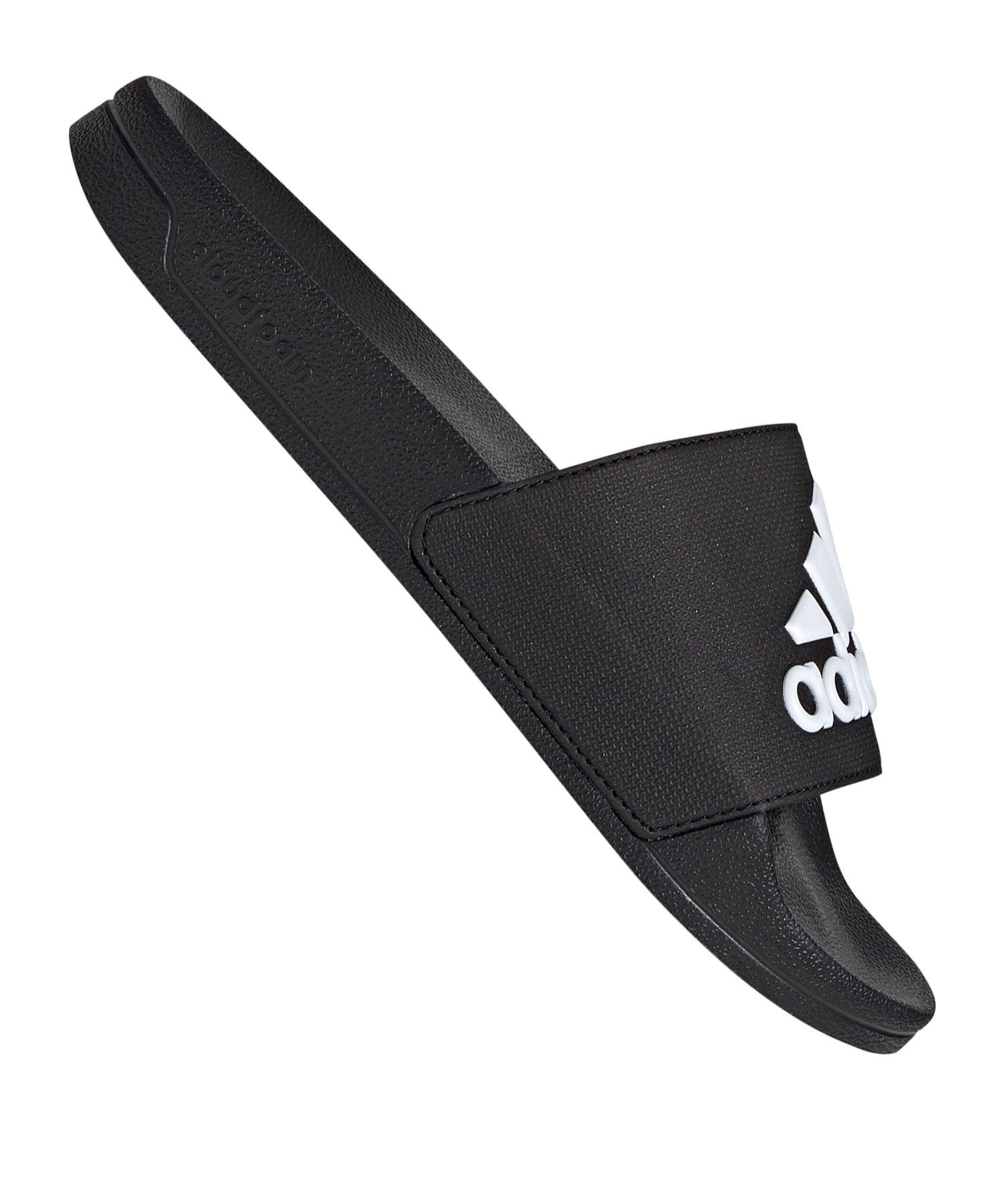 Adidas Adilette Badelatschen Schwarz Lifestyle