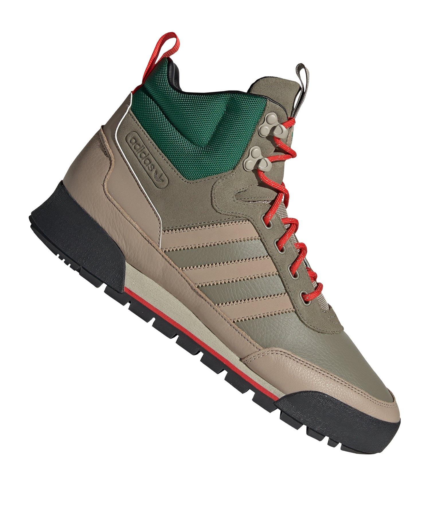 Adidas Sneaker grau braune Sohle us 7,5 40