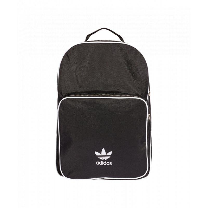 02ed2cfb9214c adidas Originals Backpack Classic Rucksack Schwarz - schwarz