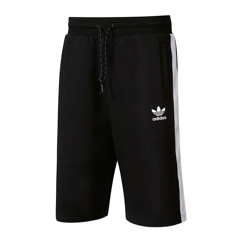 adidas originals berlin short hose kurz schwarz herren. Black Bedroom Furniture Sets. Home Design Ideas