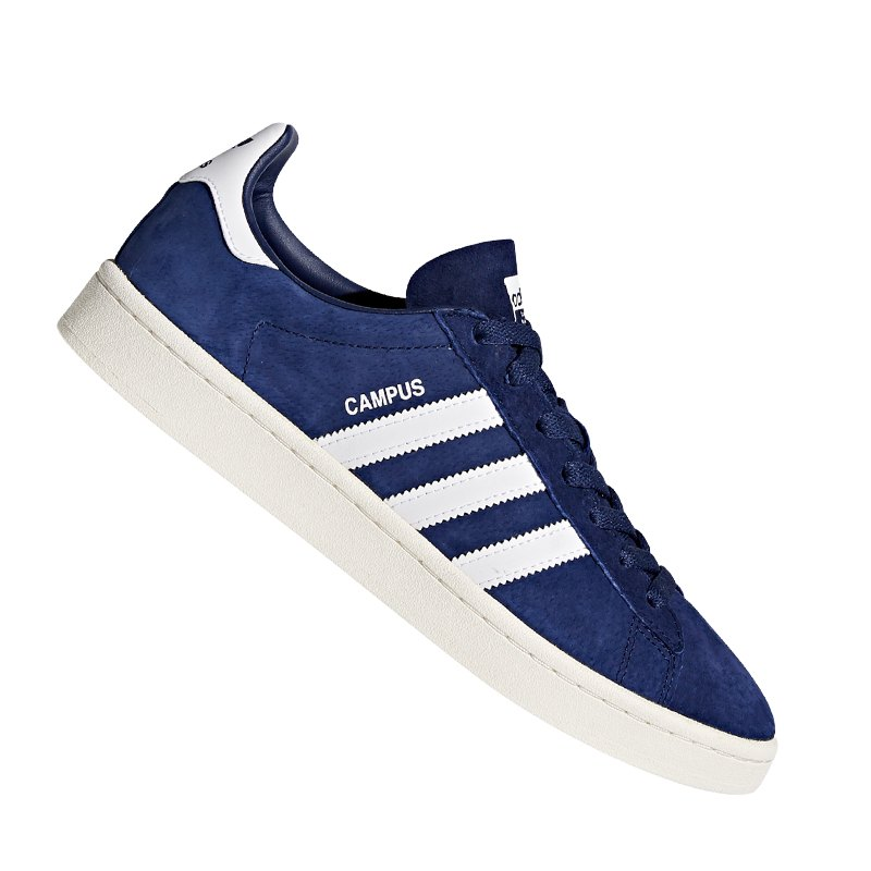 adidas Originals Campus Sneaker Blau Weiss