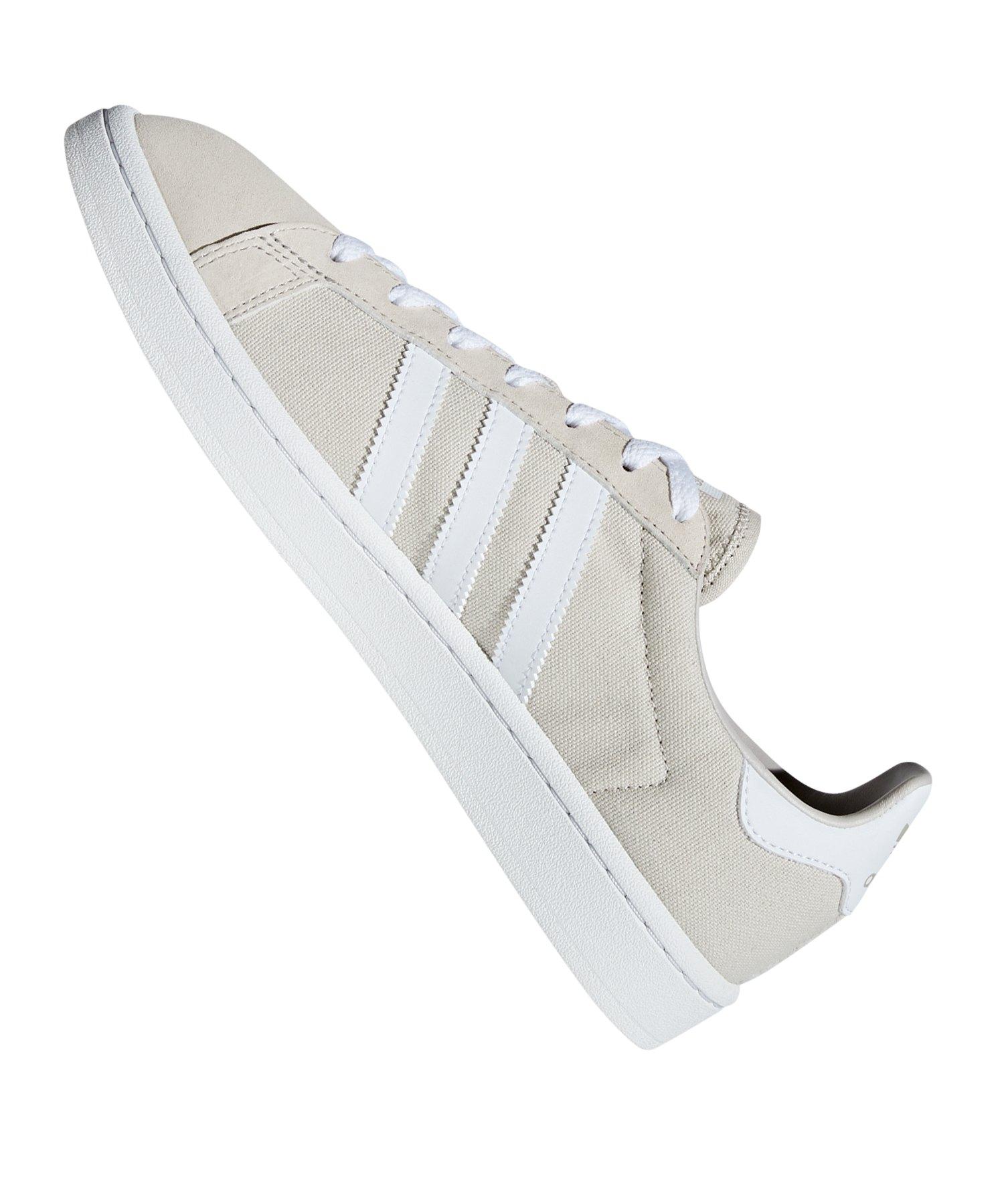 adidas Originals Campus Sneaker Braun Weiss
