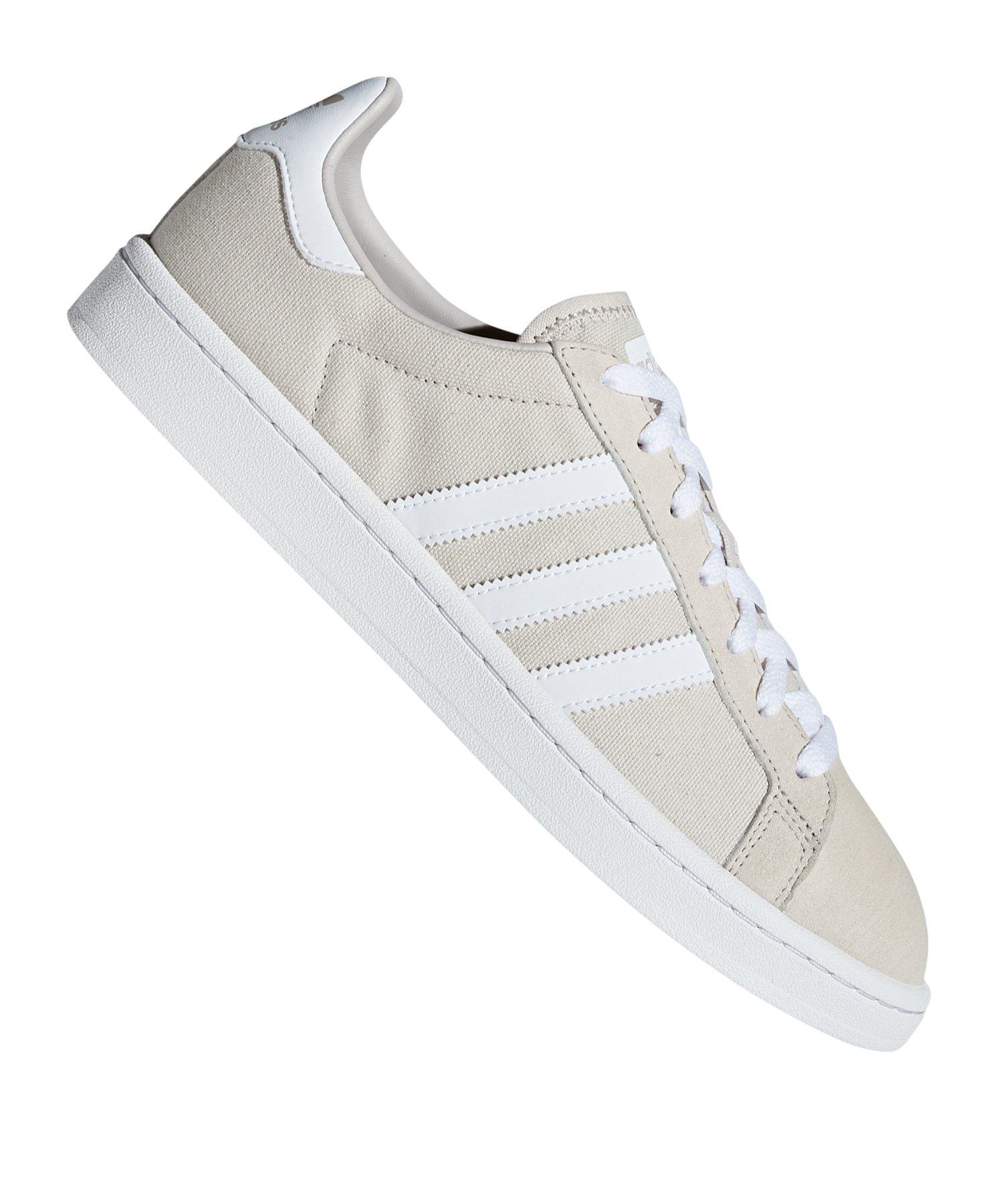 adidas Originals Campus Sneaker Herren Schuhe grün weiß