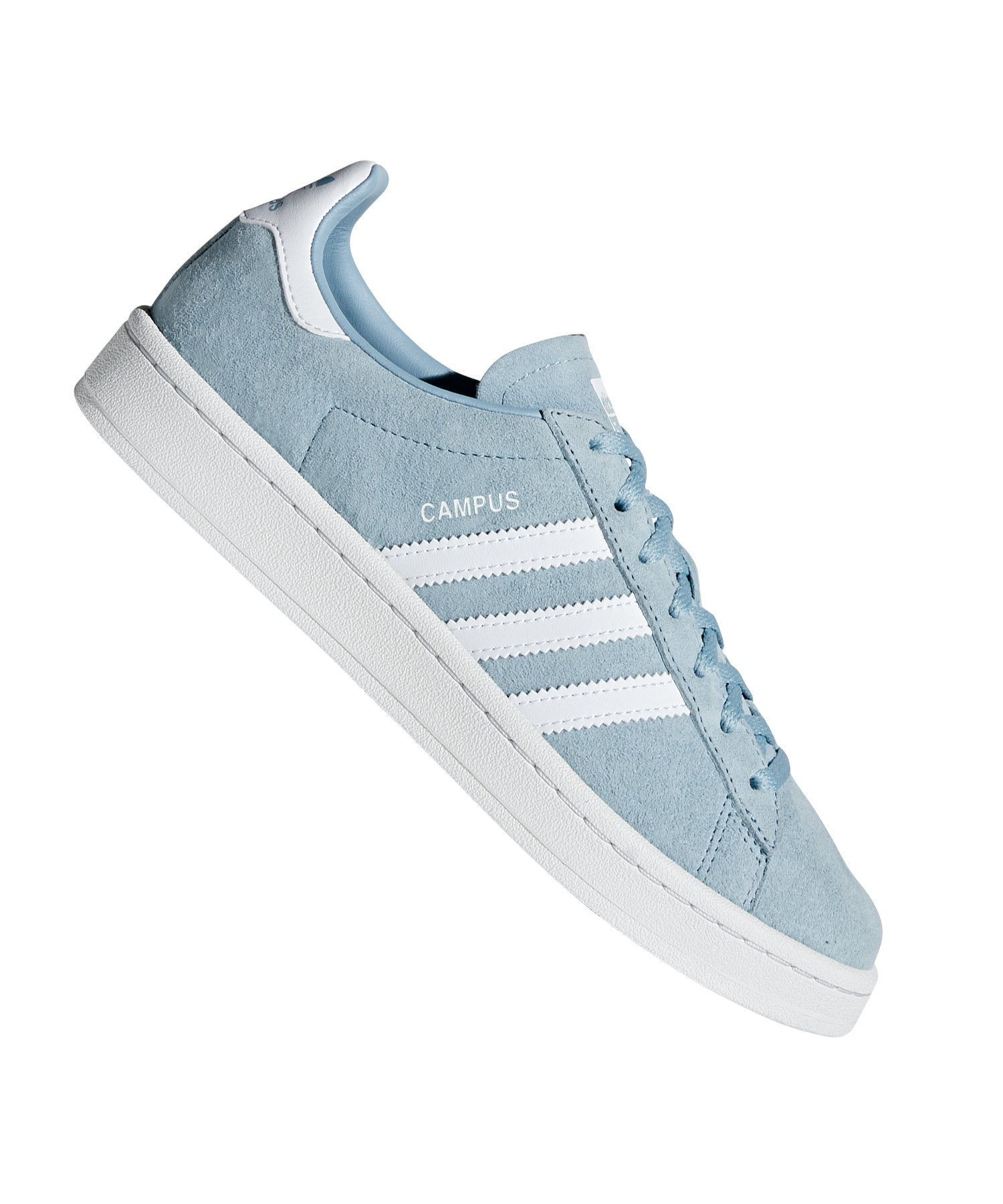 adidas Originals Campus Sneaker Damen Blau Weiss