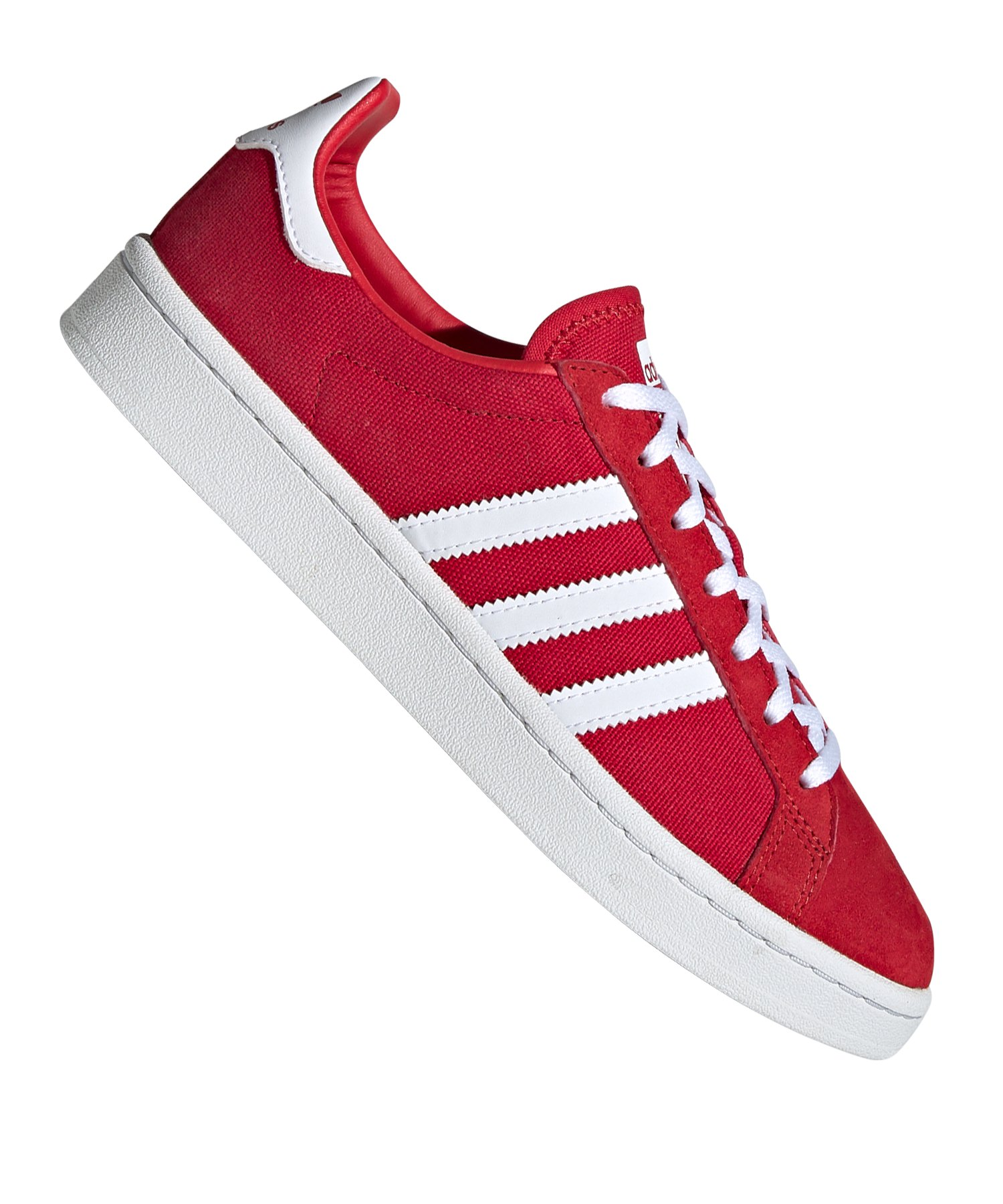 adidas Originals Campus Sneaker Damen Rot