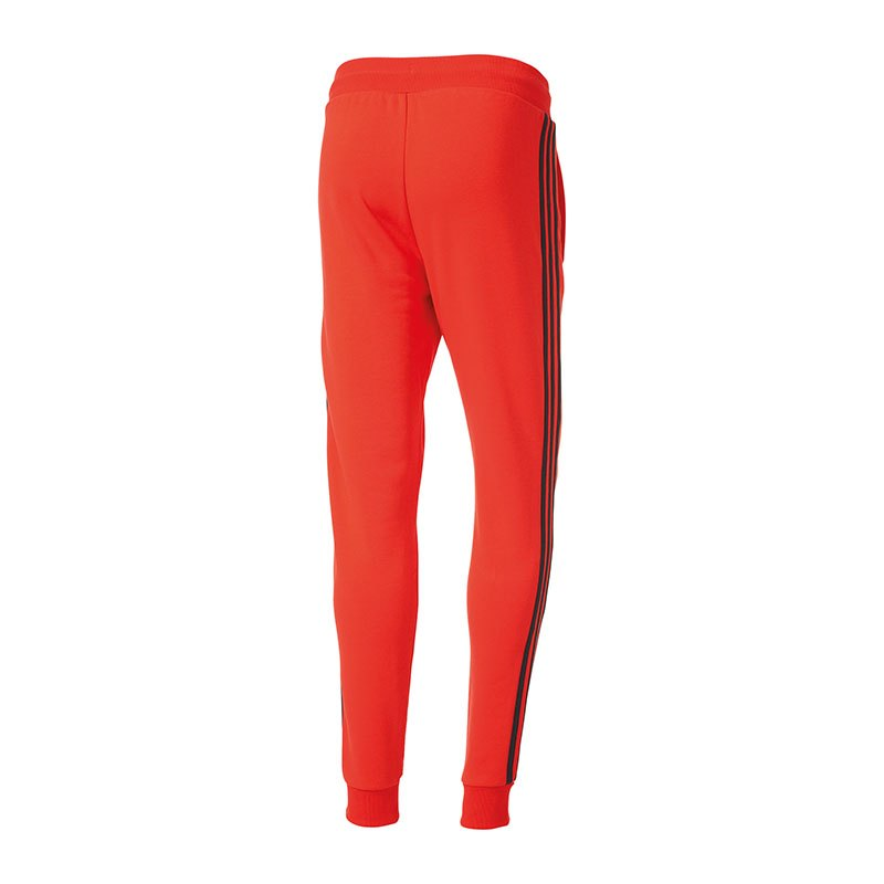 adidas originals clfn sweatpant hose lang rot freizeit. Black Bedroom Furniture Sets. Home Design Ideas