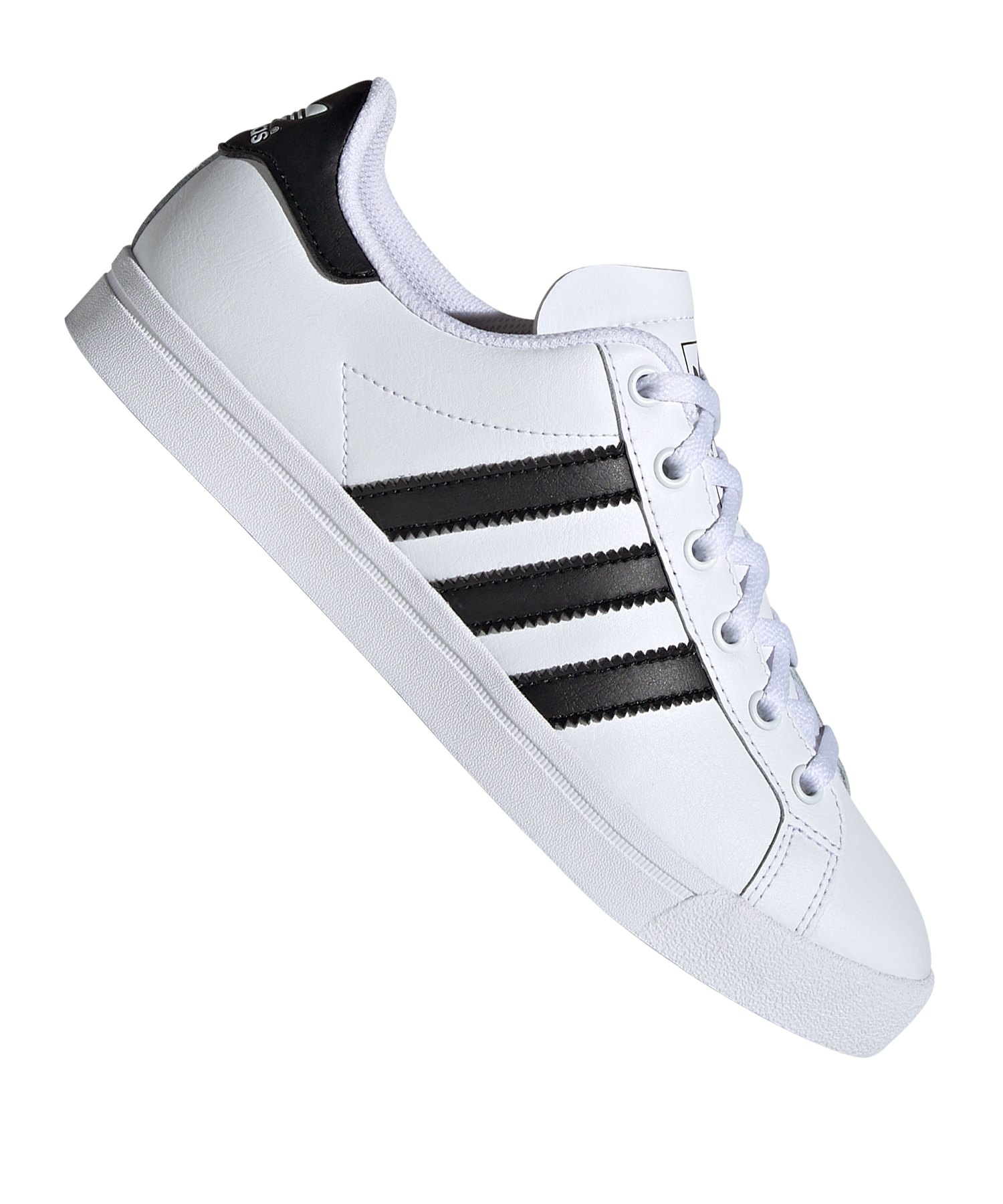 adidas Originals Coast Star Sneaker Kids Weiss