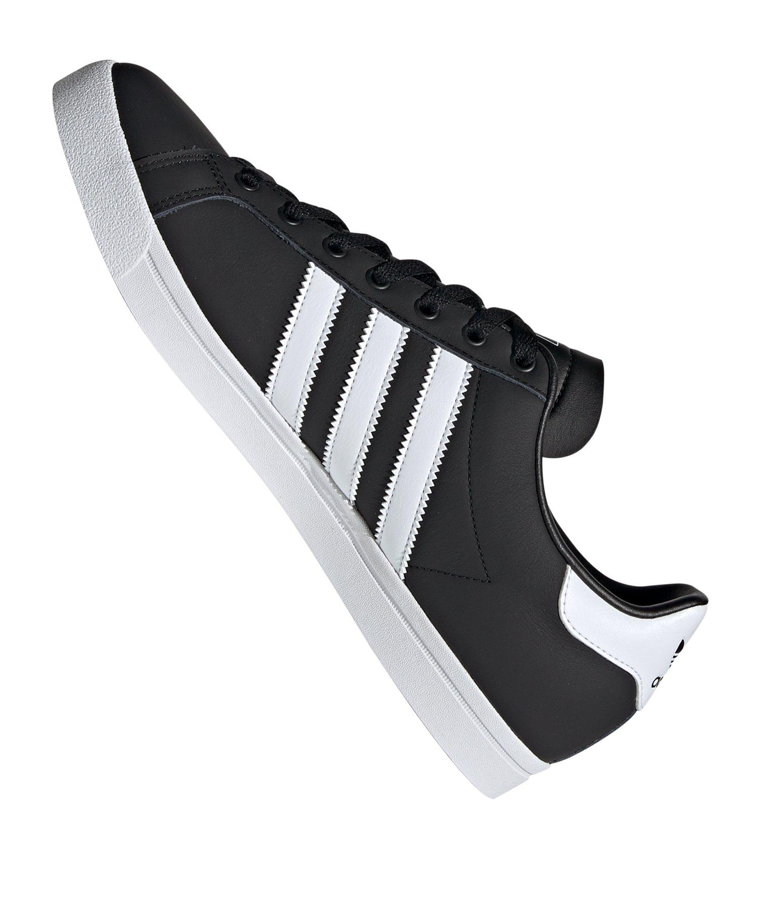 Coast Originals Sneaker Schwarz Adidas Star nOPw8Xk0