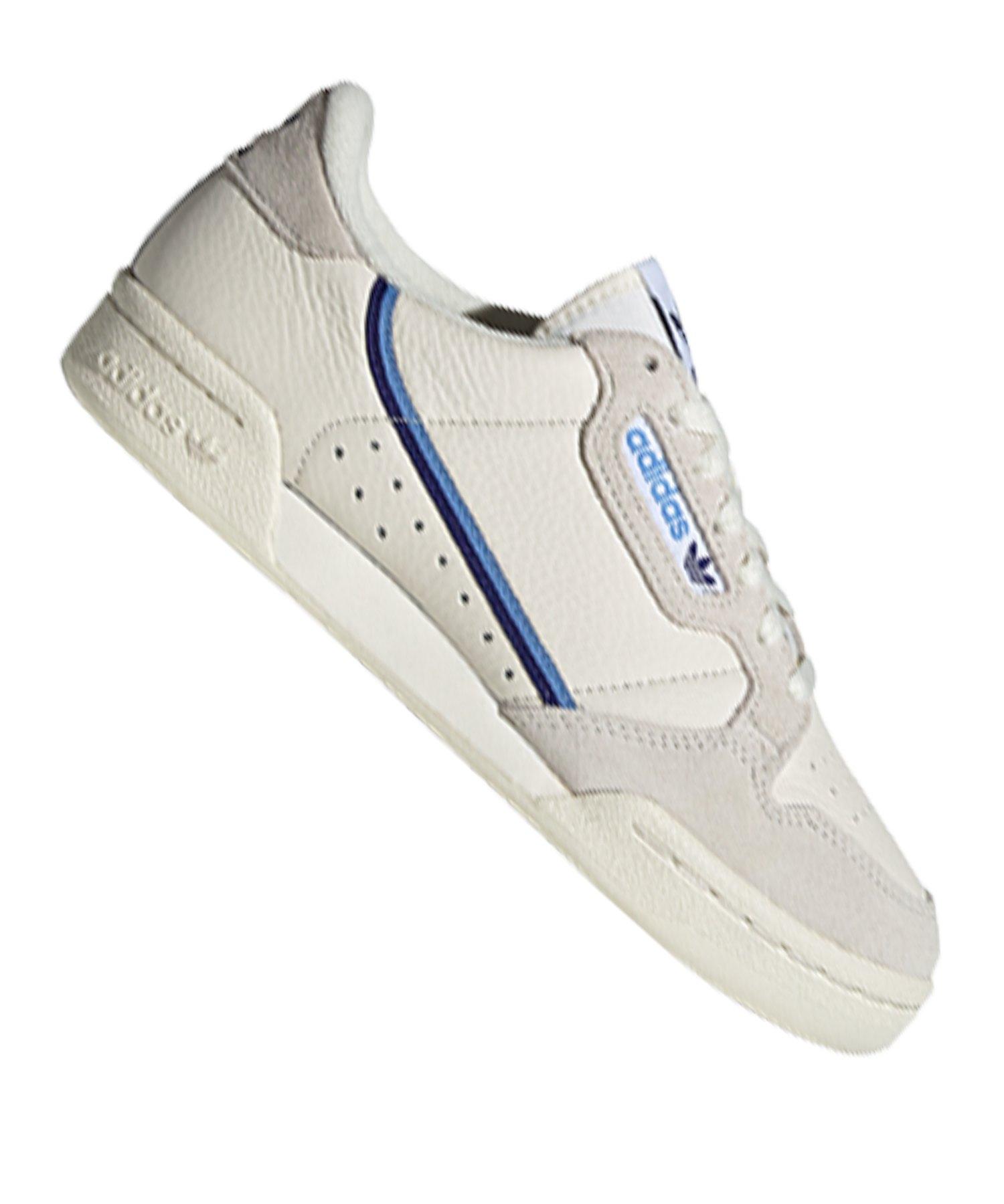 adidas Originals Continental 80 Damen Weiss