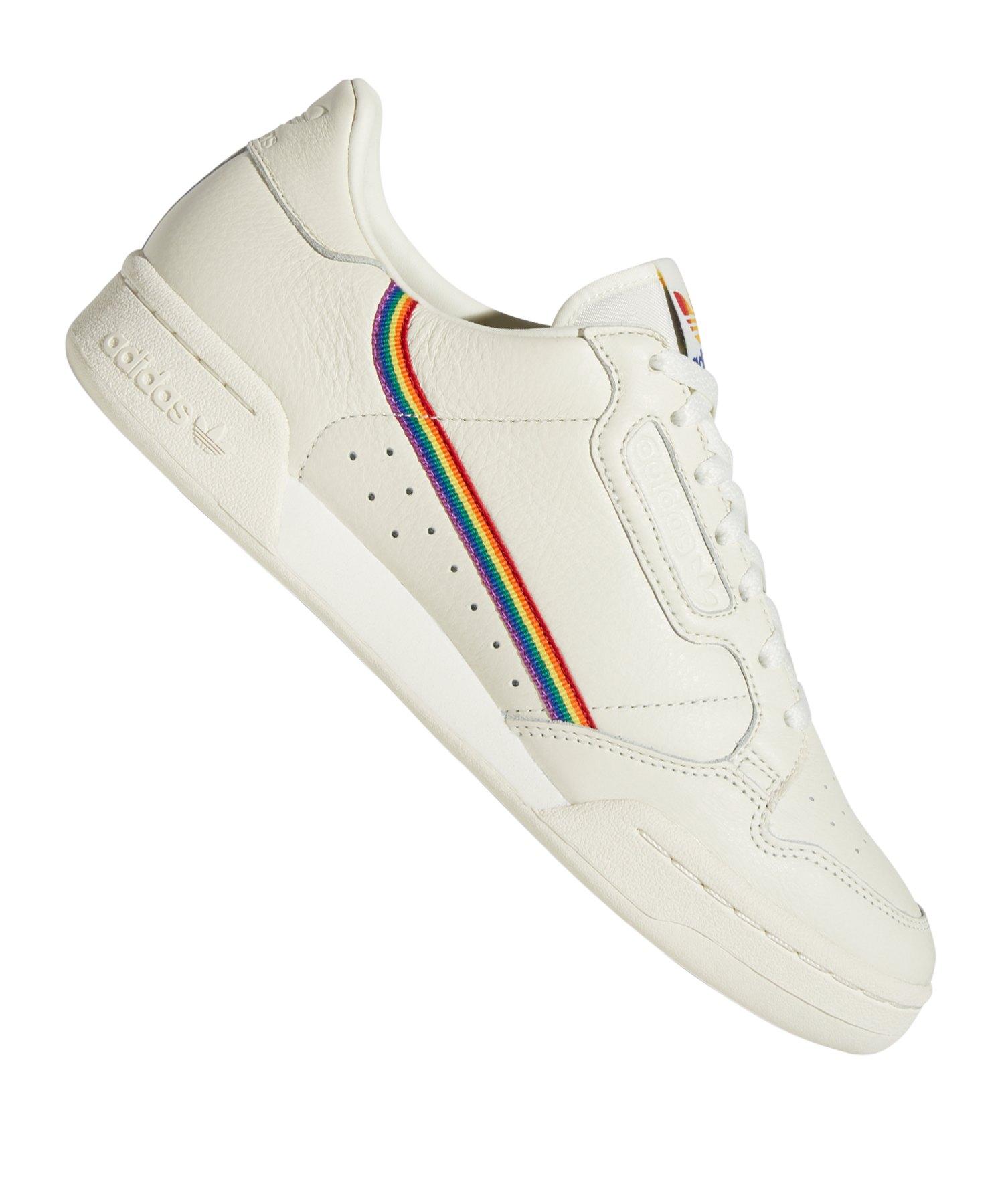 adidas Originals Continental 80 Prid Sneaker Weiss