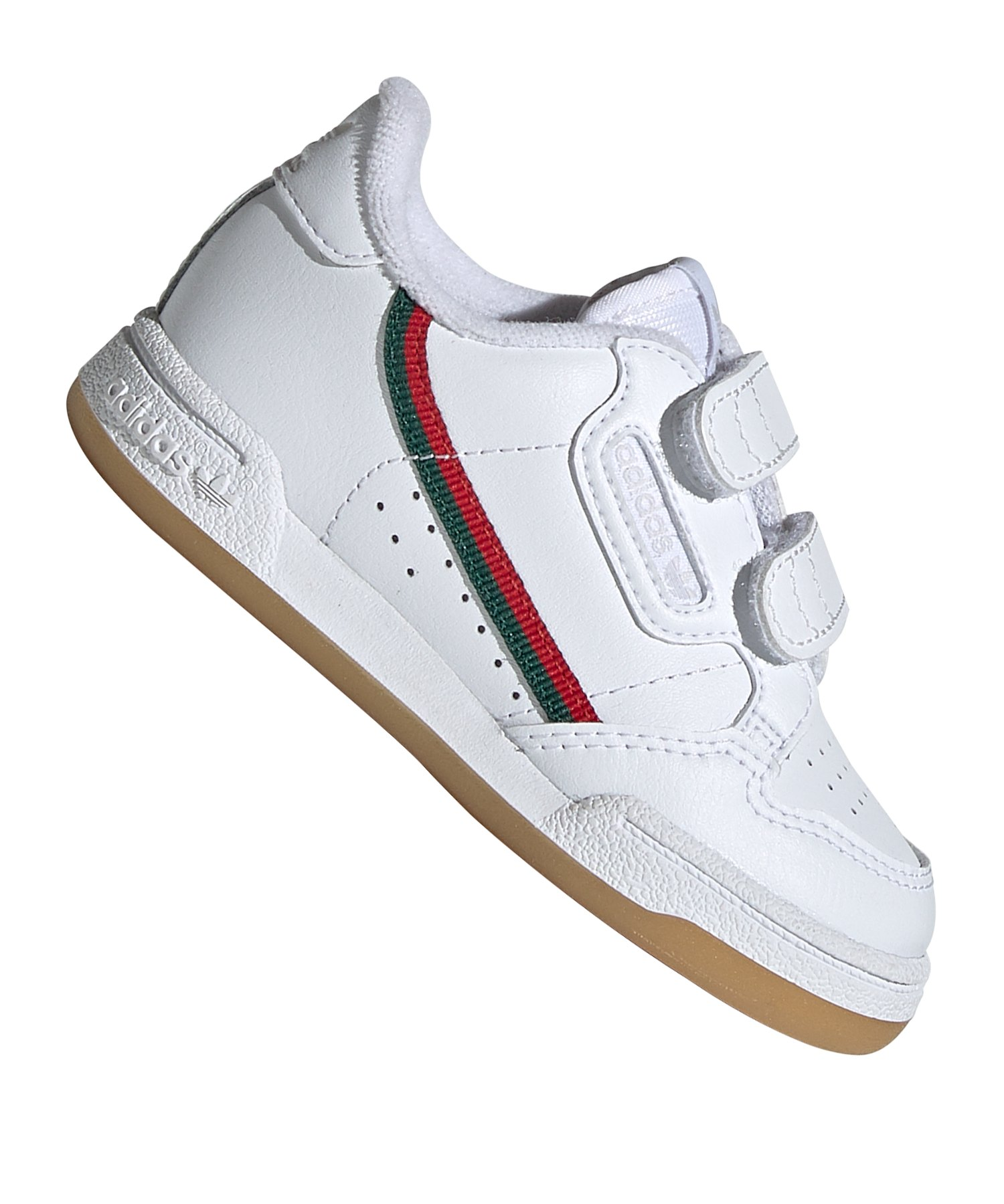 finest selection f5f6f 589f2 adidas Originals Continental 80 Sneaker Baby Weiss